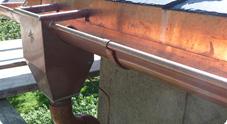 Dachdecker - Leistung Dachklempnerei